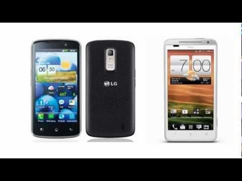 LG Optimus True HD P936 VS HTC Evo 4G LTE, full specs comparison