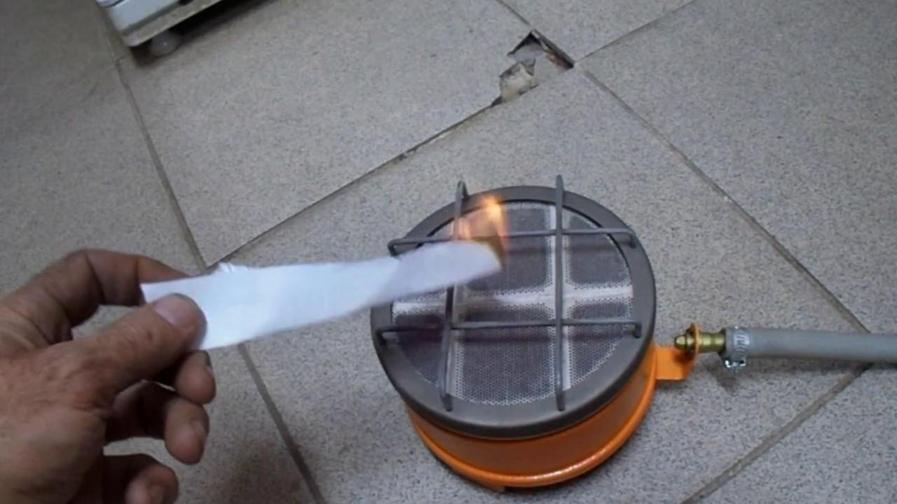 Портативный газовый обогреватель