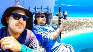 Deep Sea Fishing Challenge JIG VS BAIT With My Brother (Tiger Shark & Dead Whale) - Ep 289