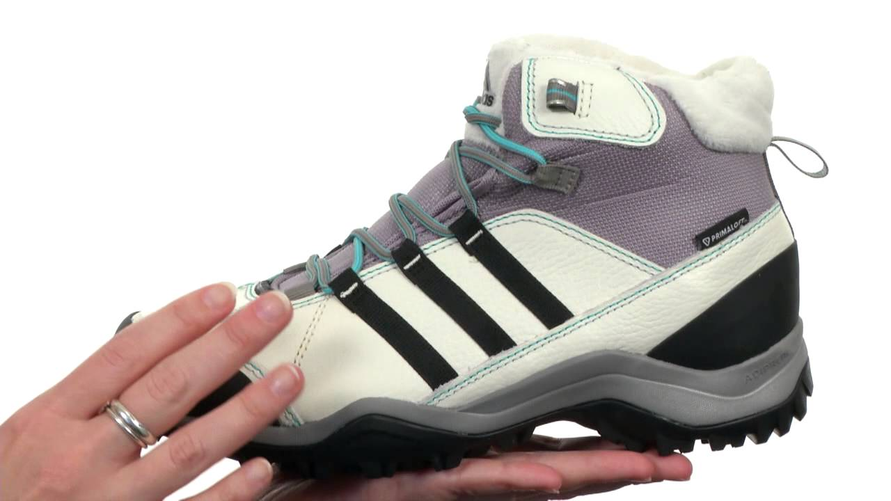Adidas Outdoor Winter Hiker II CP Primaloft® W SKU: 8330342 YouTube