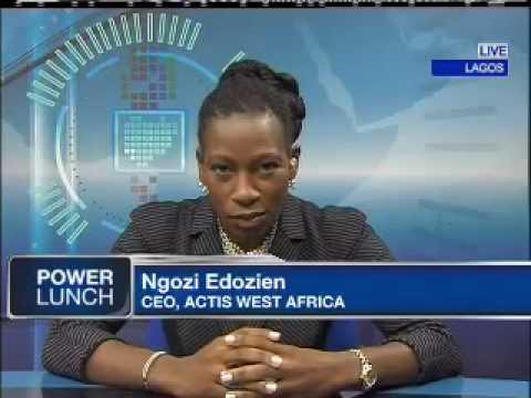 Ngozi Edozien - Actis West Africa