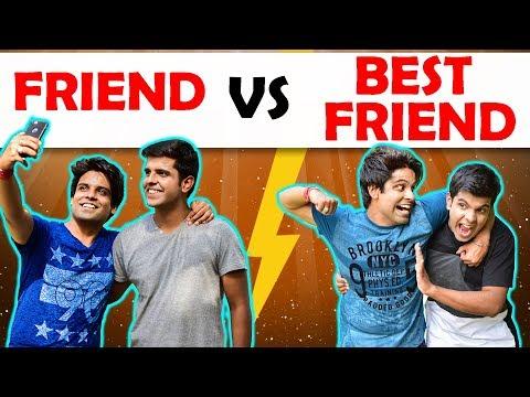 FRIEND vs BEST FRIEND | The Half-Ticket...