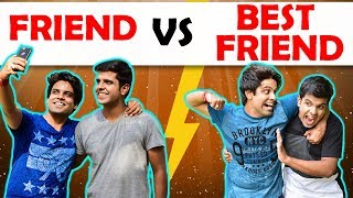 FRIEND vs BEST FRIEND | The Half-Ticket Shows