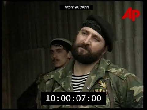 Смерть чеченского робингуда лабазанова