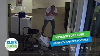 Greg T Shattered a Toilet | Elvis Duran Exclusive