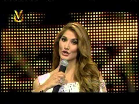 Ronda de preguntas Miss Venezuela 2015