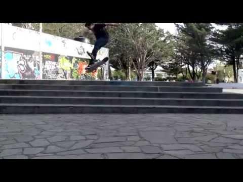 Caleta Olivia Skateboarding 2014