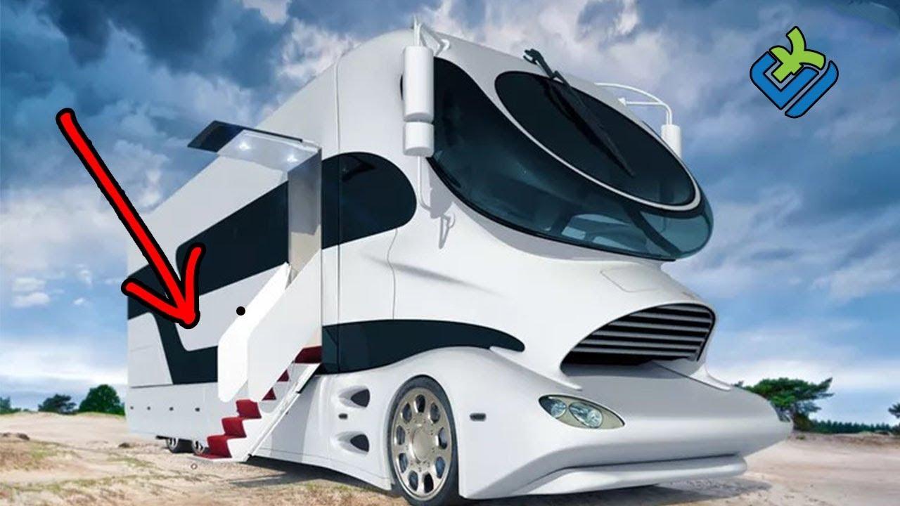 Gila Inilah Mobil Rumah Termewah Dan Terbaru Di Dunia Youtube