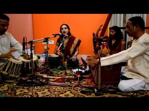 Brindavani Sarang- Bhajan By Jaya Vidyasagar