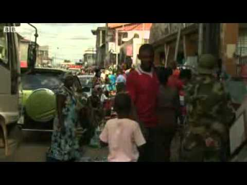 Poverty and riches inside Equatorial Guinea