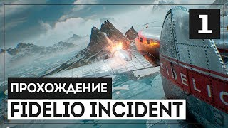 fidelio Incident #1 - Авиакатастрофа