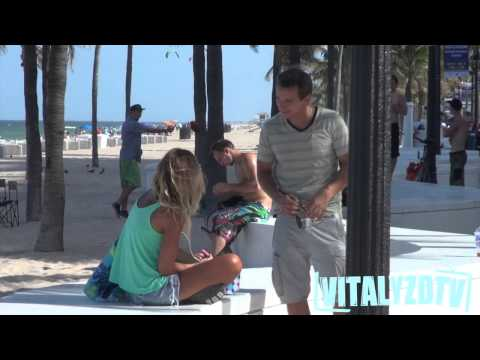 Are You Pregnant? [Vitalyzdtv Prank]