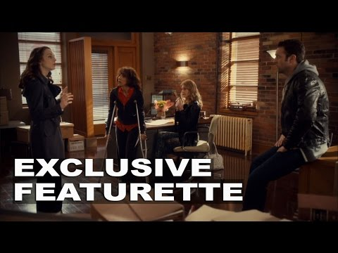 Working the Engles: Exclusive Featurette with Andrea Martin, Kacey Rohl, & Azura Skye