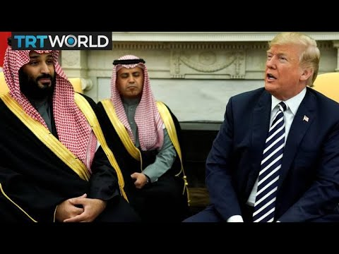 Saudi-US Relations: Trump and Saudi prince discuss weapons, jobs