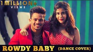 Rowdy Baby (Dance Cover) | Deepthi Sunaina | Mehaboob Dil Se | Vinay Shanmukh | Maari 2