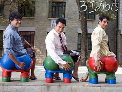 Behti Hawa Sa Tha Woh  - 3 idiots
