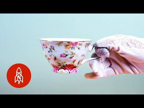 How Tea Time Came to England