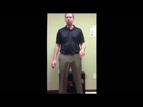 Don't get frozen shoulder, explains Dr. Fitzer.