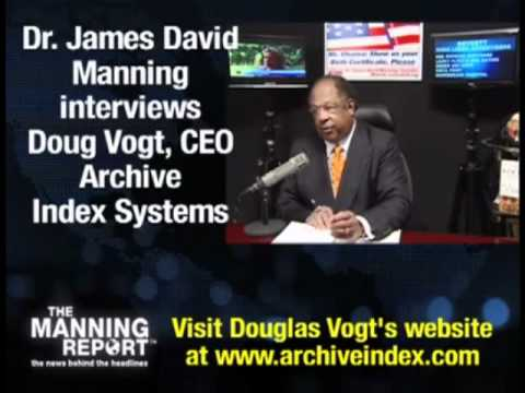 Document Expert Doug Vogt Interviewed About FBI Criminal Complaint Charging Obama with Fraud