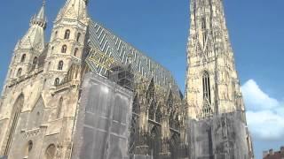 Вена. Собор Святого Стефана.(, 2013-07-10T11:16:05.000Z)
