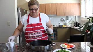 Yiayia's Meat Dumplings - Youvarlakia!