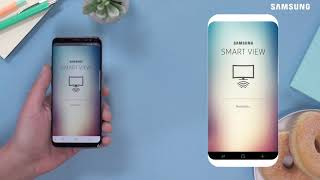 Samsung - ¿Cómo conectar tu Smart TV a tu teléfono?