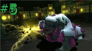 Ben 10 Omniverse - PS3 - Walkthrough Part 5 - Future Mal-Formed (2/2)