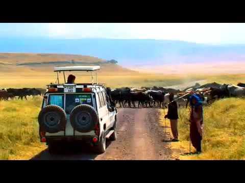 Ngorongoro Serena Safari Lodge, Tanzania.