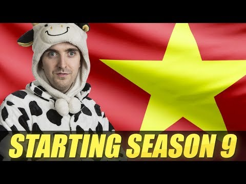 STARTING SEASON 9 ON VIETNAM SERVER - A WORLD OF PAIN AWAITS - Cowsep