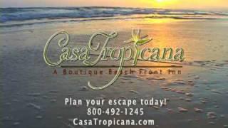San Clemente Ca Hotel Casa Tropicana.mov