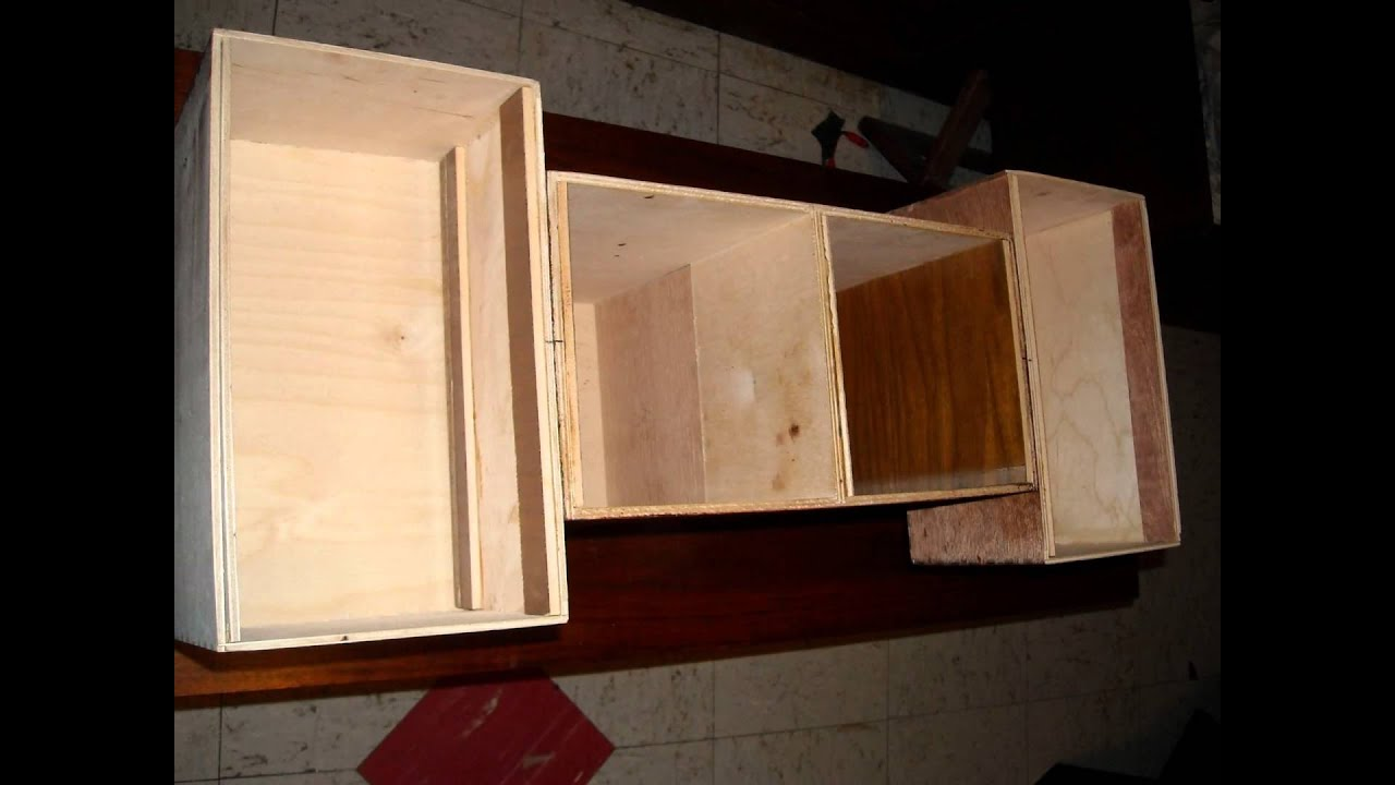 how to build a cajon drum box youtube