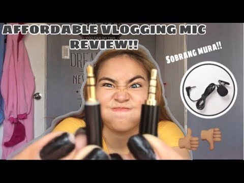BEST MIC FOR SMALL YOUTUBERS | AFFORDABLE MIC REVIEW