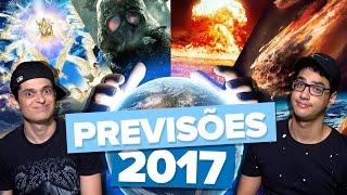 PREVISÕES DE FIM DO MUNDO PARA 2017