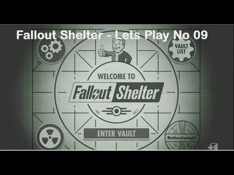 Lets Play - Fallout Shelter, #09 - My New Layout Plan