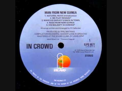 In Crowd - His Majesty Is Coming