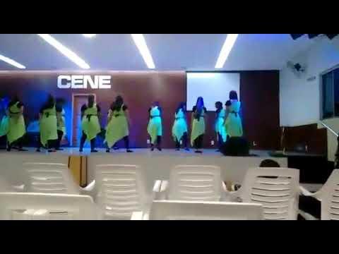 Grupo De Dança Kadosh Coreografia Vaso  ( Ministério Ardendo Em Fogo)
