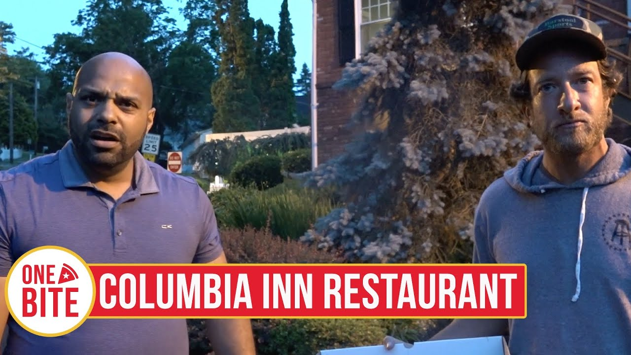Barstool Pizza Review - Columbia Inn Restaurant (Montville, NJ)