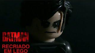 Trailer de The Batman Recriado em Lego