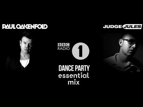 Judge Jules & Paul Oakenfold - Essential Mix Radio1 Dance Pa