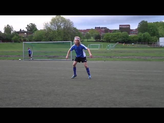 Paul prøver fotball (TV 2 Kollektivet)