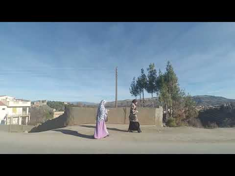 Trip to Algeria. Part 1. North of country