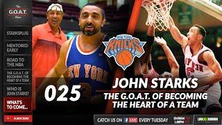 John Starks: New York Knicks Legend | The G.O.A.T. Show 025