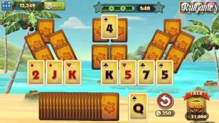 Solitaire TriPeaks Android Gameplay screenshot 2