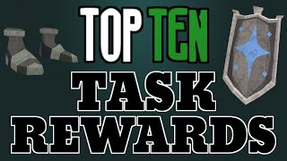 Top 10: Task/Achievement Rewards! [Runescape 2015]