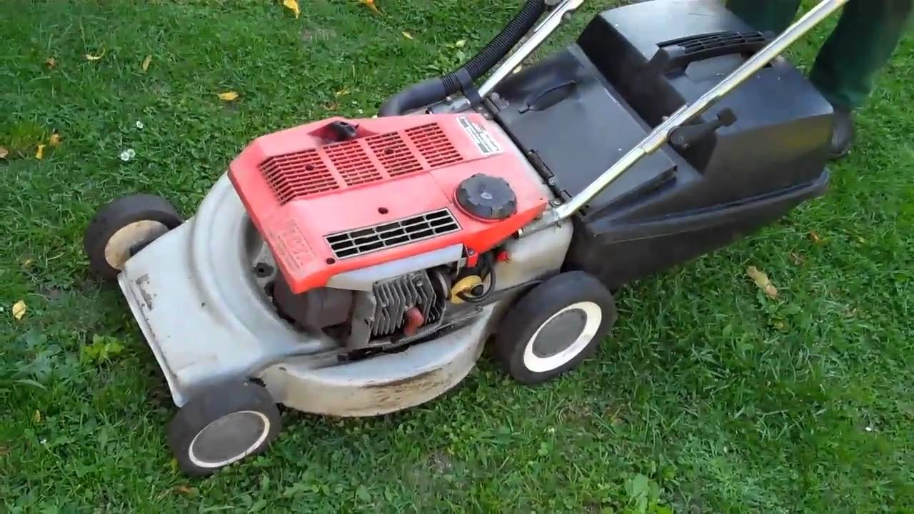 victa 2 stroke lawn mower manual