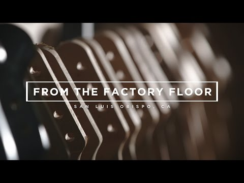 Ernie Ball Music Man: From the Factory Floor