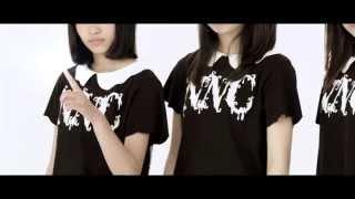 nanoCUNE『テンプラ』MV 2014年7月9日発売4thシングル http://nanocune.jp/