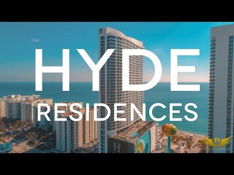 HYDE RESORT & RESIDENCES: LUXURY ALL-SUITE RESORT   HOLLYWOOD, FLORIDA  