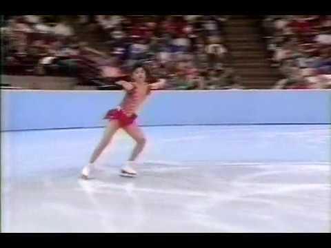 Kristi Yamaguchi - 1991 U.S. Figure Skating Championships, Ladies' Free Skate