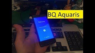 Bypass Google Account BQ Aquaris A4.5 Remove FRP